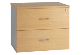 Duo Woodgrain  Side Filing Drawers