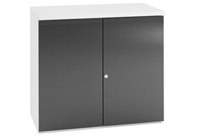 Duo HD Low 2 Door Cupboard