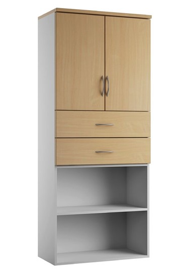 Woodgrain C3 Cupboard
