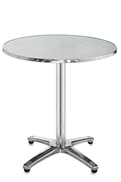 Aluminium Round Bistro Table