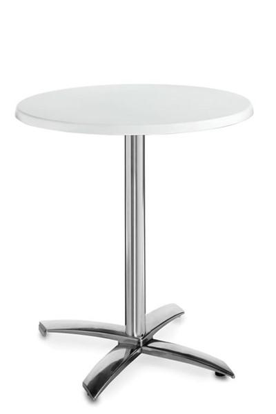 Circular Flip Top Table