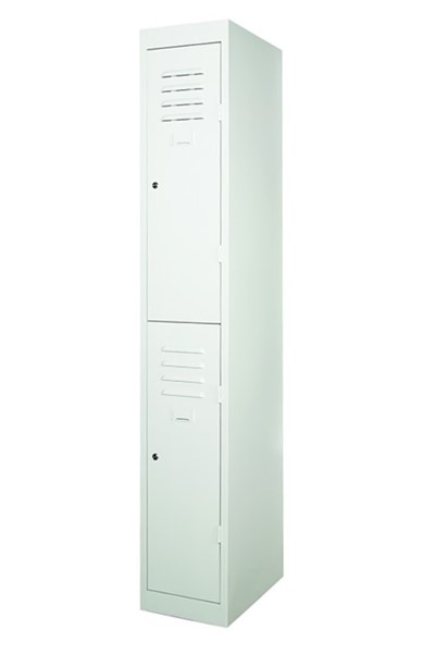 Industrial Locker Two Compartments