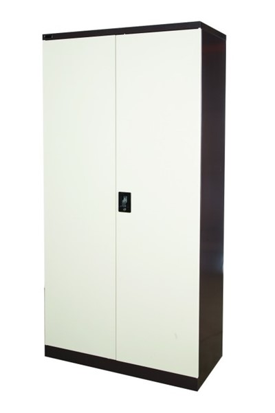 Two Meter 2 Door Metal Cupboard