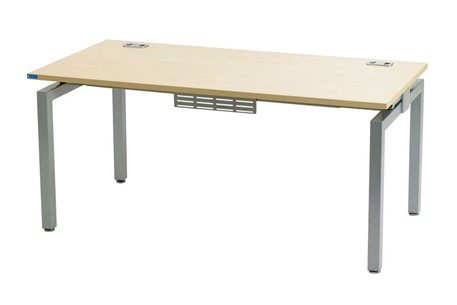 Linear Single Bench Desk