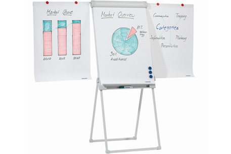 Adjustable Flipchart Easel