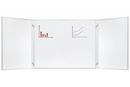 Trio Magnetic Whiteboard