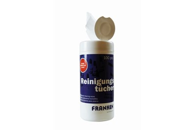 Franken Cleaning Tissues