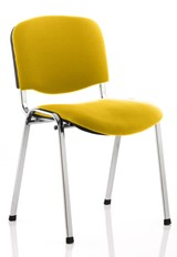Waiting Room Chair - Yellow No