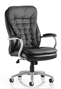 Colossus Office Chair - Silver