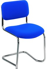 Horizon Visitors Chair - Blue
