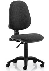 Comfort Operator Chair - Charcoal