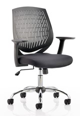 Flex Task Chair - Green Black