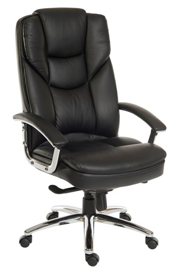 Bristol Leather Office Chair