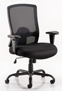 Atlas Bariatric Chair - Black