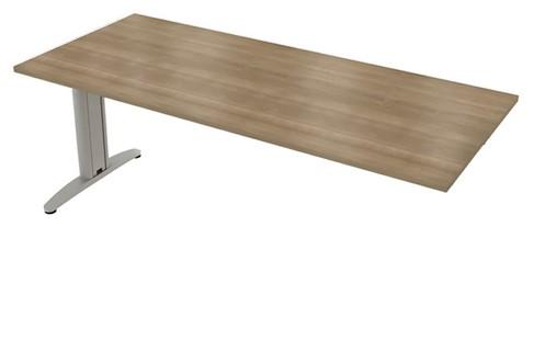 Domino Beam Plus 1 Meeting Table