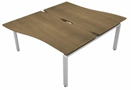 Aura Beam 2 Wave Bench Desk