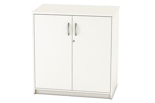 Avon White  Medium High Cupboard