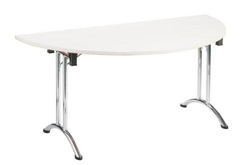 Avon Folding Semi Circular Table
