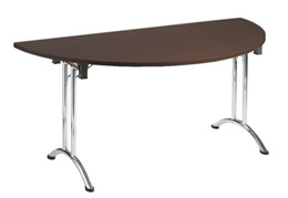 Harmony Folding Semi Circular Table