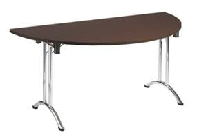 Harmony Folding Semi Circular Table