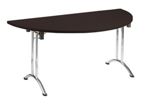 Nene Folding Semi Circular Table