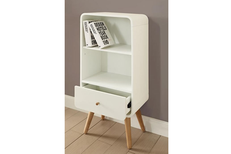 Orb Low Bookcase