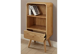 Rubic Low Bookcase