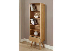 Rubic Tall Bookcase