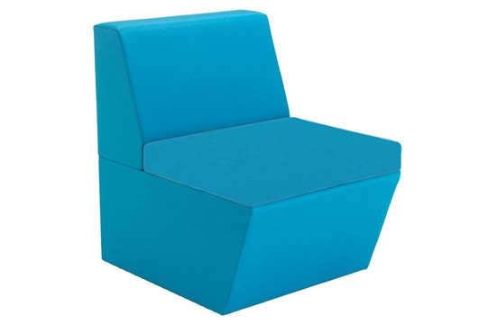 Fusion Slab Armchair