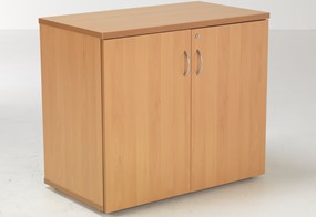 Kestral  Desk High Cupboard