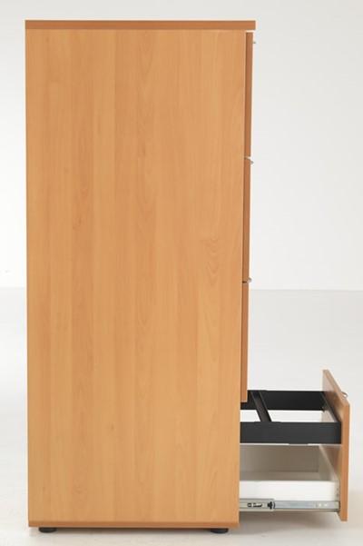 Kestral 4 Drawer Filing Cabinet