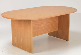 Kestral D End Boardroom Table