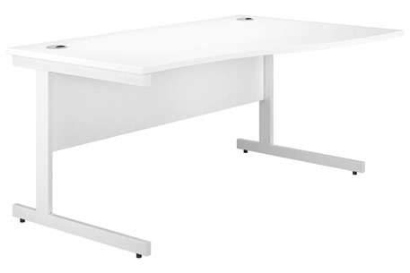 Valoir Cantilever Wave Desk