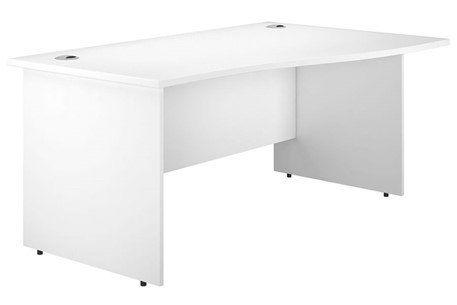Valoir Wave Panel End Desk