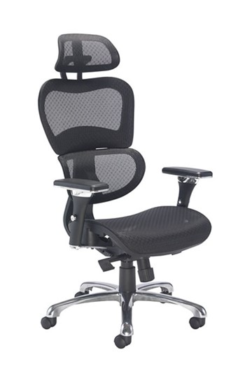 chachi modern ergonomic office chair breathable mesh