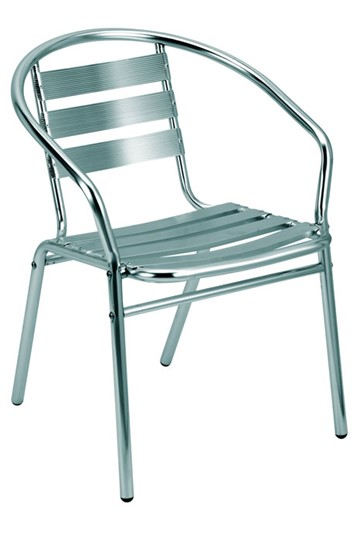Plaza Aluminium Chair