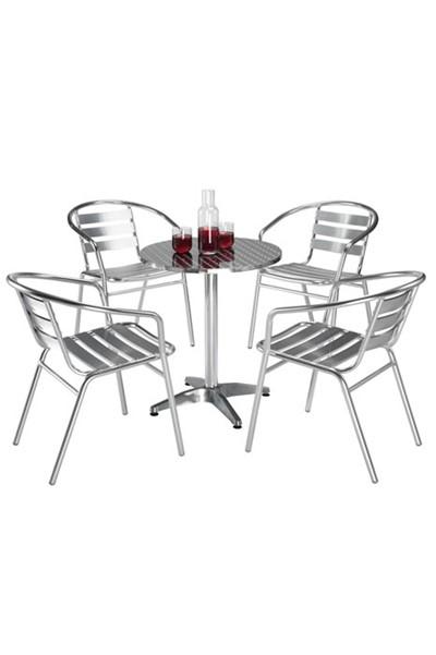 Plaza Aluminium Chair