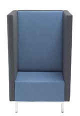 Phonic High Armchair - Radius AL028 Value AL006 No