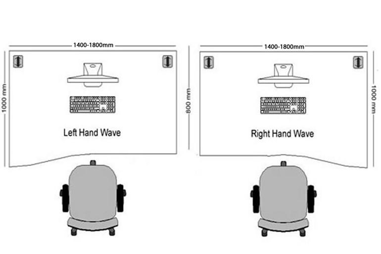 Duty Wave Desk