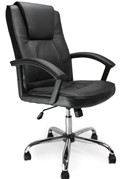 Hyde Leather Office Chair
