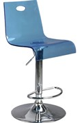 Waterfall Transluscent Bar Stool