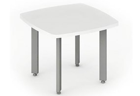 Polar White 600mm Coffee Table
