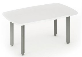 Polar White 1200mm Coffee Table