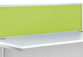 Aluminium Desk Screen